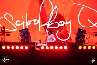 Schoolboy Q - Chorzów (23.08.19)