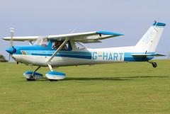 G-HART (GH@BHD) Tags: ghart cessna cessna152 cessna150 laarally2019 laarally laa sywellairfield sywell aircraft aviation