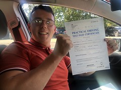 Massive congratulations  to Dean James Kerr passing his driving test with only four minor faults!  www.leosdrivingschool.com  WARNING: Getting your license is a good achievement however being a SAFE driver for life is the biggest achievement!