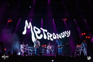 Metronomy - Chorzów (24.08.19)