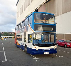 18156 (SantosBus) Tags: stagecoach merseyside merseytravel gillmoss alx400 transbus trident bus liverpool 18156 adl