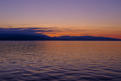 Corsica (Werner Schnell Images (2.stream)) Tags: ws corsica corse sunset sonnenuntergang abend evening meer sea mittelmeer ferry fähre