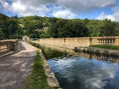 Dundas Aquaduct Kennet & Avon Canal (lovestruck.) Tags: aquaduct canal kennelandavoncanal dundas somerset uk england narrowboat boatlife sky water reflections clouds autumn countryside peaceful towpath path