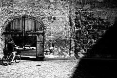 bicycle (Burak Özkaya) Tags: bavaria germany street people streetsstorytelling worldstreetphotographers streetziers streetphotography fromstreet streetleaks streetfinder nonstopstreet sonyphotography spicollective cityphotography streetstyle streetphoto streetsgrammer capturestreet intercollective streetlife streetlove streetphotoawards streetlifeaward man monochrome blackandwhite