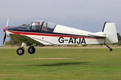 G-ATJA_01 (GH@BHD) Tags: gatja jodel dr1050 ambassadeur laa laarally laarally2019 sywellairfield sywell aircraft aviation
