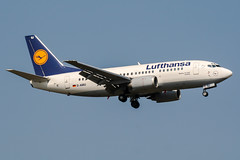 D-ABIU (PlanePixNase) Tags: frankfurt fra eddf airport aircraft planespotting lufthansa 737 737500 b735 boeing