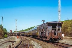 Passenger Service to Allentown, Pennsylvania? (douglilly) Tags: conrail caboose allentown
