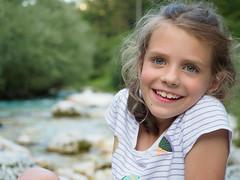 Apolenka (tomas.maca) Tags: portret portrait řeka river soča omd olympus em1