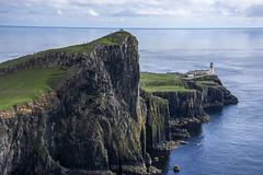 Neist Point Isle of Skye (Glenn Pye) Tags: neistpoint isleofskye lighthouse neistpointlighthouse scotland scottishcoastline