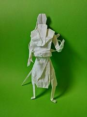 Orochimaru Origami (kex_er) Tags: orochimaru naruto anime manga origami design paper art photo ninja