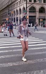 7xi-0830-033 (stephen sherman) Tags: film fujisuperia400 minolta7xl streetstyle newyorkcity manhattan asiangirl eastvillage astorplace