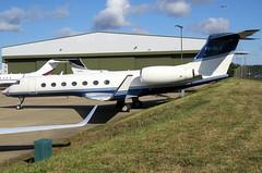 VQ-BLA_01 (GH@BHD) Tags: vqbla gulfstreamaerospace gulfstream g5 guv g550 indoaviation londonlutonairport lutonairport luton ltn eggw bizjet corporate executive aircraft aviation