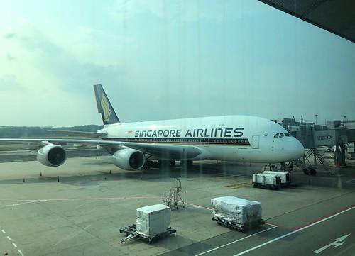Changi Airport, Singapore