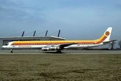 6Y-JGH_1980-03-09_MUC_1200_CW (stefanmuc2001) Tags: 6yjgh airjamaica douglasdc8 dc8 dc861 mcdonnelldouglas douglas airliner jetliner aircraft plane flugzeug eddm muc 1980 riem flughafenriem münchenriem munichriem airport flughafen münchen munich kodachrome k25 slidescan aircraftscan