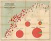 Befolkningen i Nord-Norge ifølge den offisielle folketelling 1ste desember 1910 (National Library of Norway) Tags: nasjonalbiblioteket nationallibraryofnorway kart maps kristiannissen