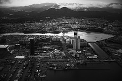 Aerial image (sou.0103.touch5) Tags: leica 50mm summicron m10 summicron50mm leicam10 monochrome