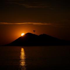 Monte Louro (Noel F.) Tags: monte louro ria noia muros san francisco porto do son galiza galicia solpor sunset sony a7riii a7r iii fe 24105 g