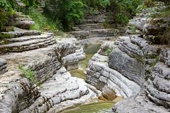 Papingo rock pools, Megalo Papigo, Greece (Miche & Jon Rousell) Tags: greece zagori mountains pindos pindosmountains timfi astraka mikropapigo vikos vikosgorge gorge papingorockpools pool