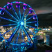 Ferris wheel night wtmrk