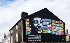 He Had A Dream ...2 (Elaine 55.) Tags: martinlutherking mural streetart newbrighton victorianquarter