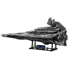 Un nouveau LEGO Imperial Star Destroyer pour la série Ultimate Collector (Shady_77) Tags: lego ucs starwars imperialstardestroyer ultimatecollectorseries