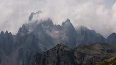 Dalle Tre cime di Lavaredo (Renato Morselli) Tags: trentino altabadia vacanze 2019 robert renato pina montagne dolomiti natura verde trentinoaltoadige