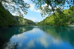 Plitvice (terziluciano) Tags: osredak likaesegna croazia lago canon6dmarkii laghidiplitvice patrimoniodellunesco lake patrimoniounesco