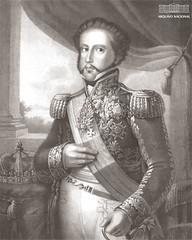 Don Pedro I (Arquivo Nacional do Brasil) Tags: donpedroi dpedroi imperadordobrasil impériodobrasil imperador históriadobrasil história arquivonacional arquivonacionaldobrasil