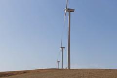 Repetición Eólica (gissell escalante) Tags: energia eolica campo vistas carreteras andalucia españa ecologico