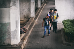 (a└3 X) Tags: street alexfenzl color farbe people person streetphoto streetphotography 3x city citylife urban a└3x menschen availablelight wow leute menschenbilder thailand