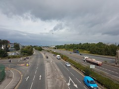 Photo of M60 and Hollinwood Avenue - Oldham