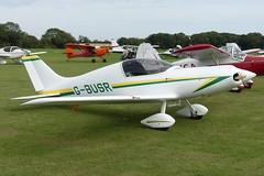 Aero Designs Pulsar G-BUSR (Gavin Livsey) Tags: gbusr pulsar laarally sywell