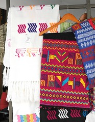 Chiapas Maya Textiles Clothing Mexico (Teyacapan) Tags: clothing ropa maya chiapa venustianocarranza markets oaxaca mexican weavings