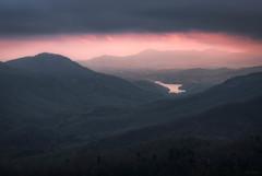 Ring of Fire (shanahanphotography) Tags: spring landscape asheville nature northcarolina mountains wnc smokymountains blueridge blueridgeparkway appalachianmountains mountain
