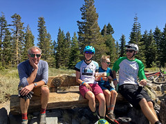 Rose to Van Sickle to bottom of Toads (benjaminfish) Tags: rose toads ride tamba tahoe september 2019 trail