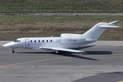 Overstar SrL Cessna Citation X T7-OCC (c/n 750-0291) (Manfred Saitz) Tags: vienna airport vie loww schwechat flughafen wien overstar srl cessna citation x c750 t7occ t7reg