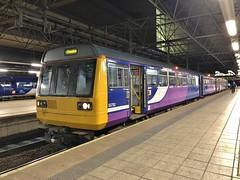 Northern 142096 - Manchester Victoria (KA Transport Photography) Tags: northern 142096 manchester victoria