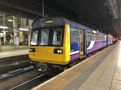 Northern 142062 - Manchester Victoria (KA Transport Photography) Tags: northern 142062 manchester victoria