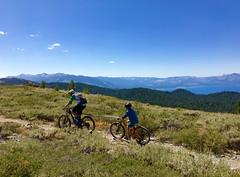 Rose to Van Sickle to bottom of Toads (benjaminfish) Tags: rose toads ride tamba tahoe september 2019 trail mountain bike