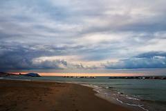 Conero sotto le nuvole (luporosso) Tags: natura nature naturaleza naturalmente nikon nikond500 nuvole clouds mare sea paesaggio landscapes adriatico civitanovamarche marche abigfave