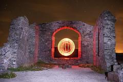 St Dwynwen's (g3az66) Tags: stdwynwens llanddwynisland lightpainting lp