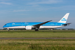 PH-BHM - KLM Royal Dutch Airlines - Boeing 787-9 Dreamliner (5B-DUS) Tags: phbhm klm royal dutch airlines boeing 7879 dreamliner b789 ams eham amsterdam schiphol airport aircraft airplane aviation flughafen flugzeug planespotting plane spotting