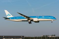 PH-BHF - KLM Royal Dutch Airlines - Boeing 787-9 Dreamliner (5B-DUS) Tags: phbhf klm royal dutch airlines boeing 7879 dreamliner b789 ams eham amsterdam schiphol airport aircraft airplane aviation flughafen flugzeug planespotting plane spotting