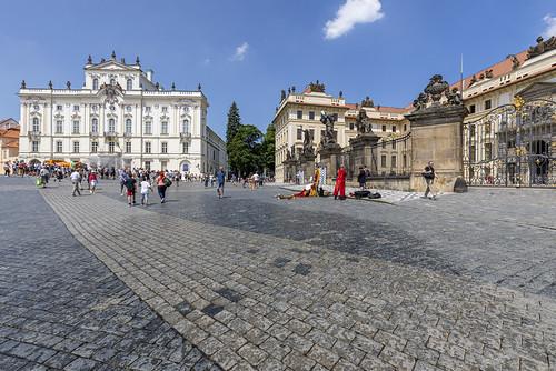 Palacio de Praga y Palacio Arzobispal