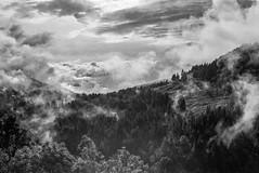 Clouds (Pierre_Bykol) Tags: landscape analog film lesachtal kärnten austria 400tx kodak biogon zeiss m7 leica