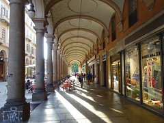 Torino: Via Giuseppe Garibaldi (harry_nl) Tags: italia italy 2019 torino turin viagiuseppegaribaldi