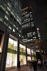 DSC00171 (digitalbear) Tags: sony rx100 markvii rx100m7 marunouchi chiyodaku tokyo japan apple store applestoremarunouchi applestore opening soon