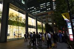 DSC00173 (digitalbear) Tags: sony rx100 markvii rx100m7 marunouchi chiyodaku tokyo japan apple store applestoremarunouchi applestore opening soon