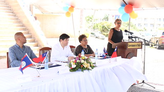 ROCT Donation to National Assembly of Belize