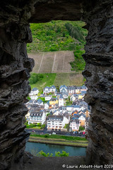 20190509Castle View 6285-Edit (Laurie2123) Tags: deutschland fujixt2 germany laurieabbotthartphotography laurietakespics laurie2123 richsburgcastle vacation window